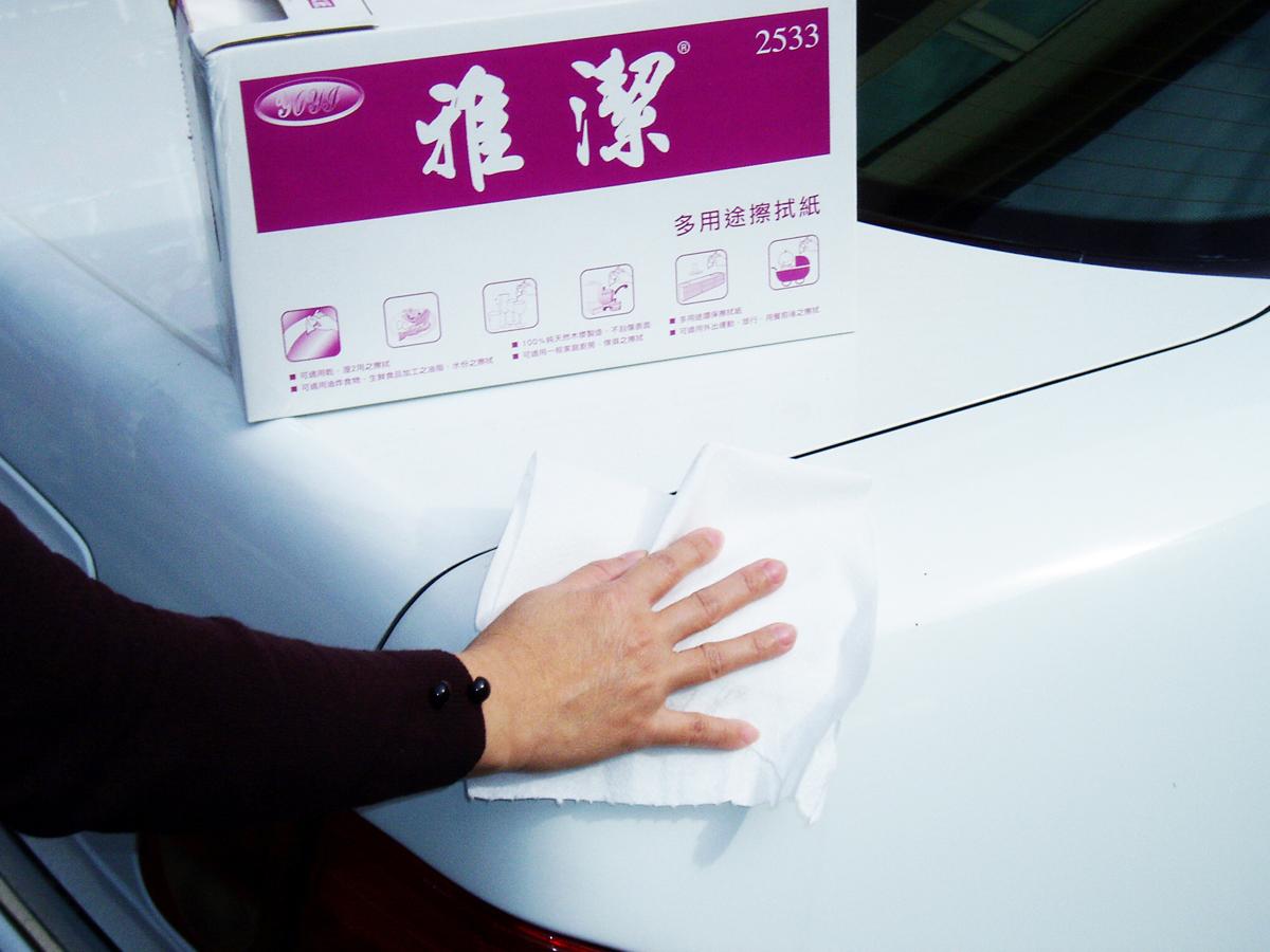 通用型盒裝擦拭紙