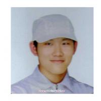 男生帽(白色)