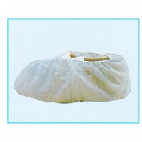 (藍色)不織布拋棄式鞋套